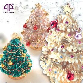 ジュエリーボックス トゥインクルベルツリー 白いクリスマスツリー ピィアース Xmas 贈り物 卒業 入学 可愛い クリスマス 新生活 ギフト 母の日