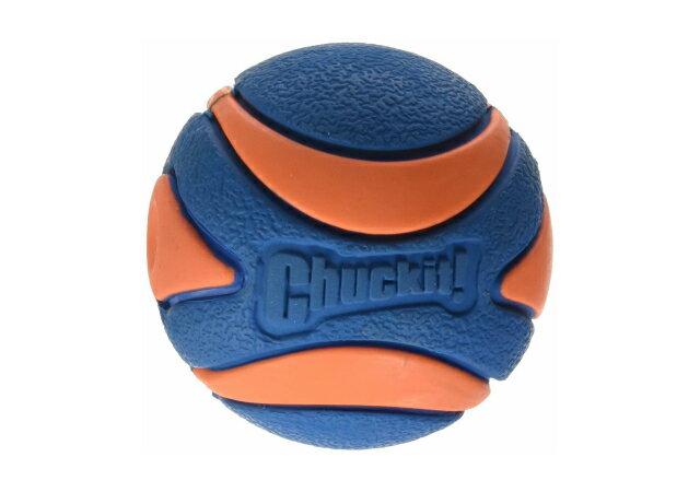 【犬 ボール 音】犬用ボール スクイーカー付き Chukit Ultra Squeaker Ball Mサイズ