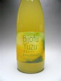 【美丈夫Yuzu】ゆずのお酒 720ml
