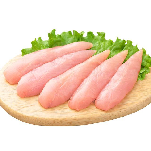 愛媛県産 松山どり ささみ500g鳥肉 鶏肉 とり肉 ササミ お鍋おひとり様3個まで【ラッキーシール対応】【SS】