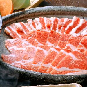 ダブル イベリコ豚 セットバラ&肩ロース メガ盛り1kg焼肉 すき焼き しゃぶしゃぶ ブロック送料無料【クール便】 お取り寄せグルメ