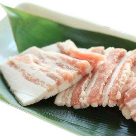 スペイン産高級豚肉 イベリコ豚バラ焼肉用200g 【ラッキーシール対応】