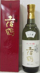 日本酒 高知 土佐鶴 大吟醸 白鳳印  720ml