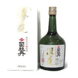 箱付き 日本酒 R.1..BY 司牡丹 純米大吟醸 深尾 720ml 日本酒 父の日 純米大吟醸 超人気 お中元