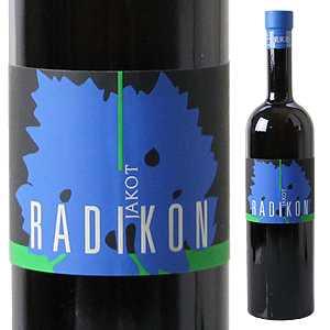 【6本〜送料無料】ヤーコット 2008 ラディコン 500ml [白]Jakot Radikon [自然派][無添加]