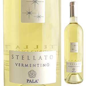 【6本〜送料無料】ステッラート ヴェルメンティーノ ディ サルデーニャ 2015 パーラ 750ml [白]Stellato Vermentino Di Sardegna Pala