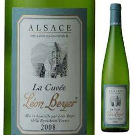 【6本〜送料無料】アルザス キュヴェ レオン ベイエ 2018 レオン ベイエ 750ml [白]Alsace Cuvee Leon Beyer