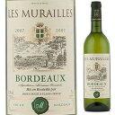 【6本〜送料無料】レ ミュレイユ ボルドー ブラン 2017 (メゾン ブエ) 750ml [白]Les Murailles Bordeaux Blanc Maison Bouey