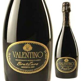 【6本〜送料無料】ヴァレンティーノ ブリュット ゼロ リゼルヴァ 2007 ロッケ デイ マンゾーニ 750ml [発泡白]Valentino Brut Zero Riserva Rocche Dei Manzoni