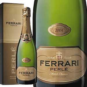 【6本〜送料無料】[ギフトボックス入り]ペルレ ミレジム 2009 フェッラーリ 750ml [発泡白]Perle Millesime Ferrari