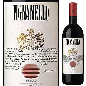 【6本〜送料無料】ティニャネロ 2013 テヌータ ティニャネロ (アンティノリ) 750ml [赤]Tignanello Tenuta Tignanello (Antinori)