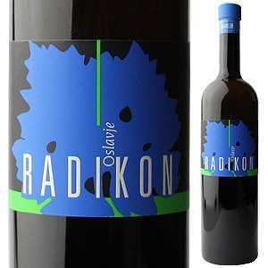 【6本〜送料無料】オスラーヴィエ 2008 ラディコン 500ml [白]Oslavje (500ml) Radikon [自然派][無添加]