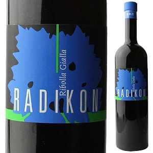 【6本〜送料無料】リボッラ ジャッラ 2008 ラディコン 1000ml [白]Ribolla Gialla Radikon [自然派][無添加]