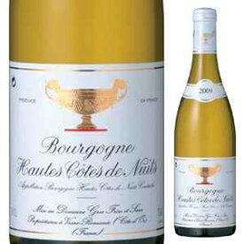 【6本〜送料無料】ブルゴーニュ オート コート ド ニュイ ブラン 2017 ドメーヌ グロ フレール エ スール 750ml [白]Bourgogne Hautes Cotes De Nuits Blanc Domaine Gros Frere Et Soeur