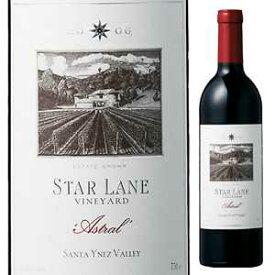 【6本〜送料無料】アストラル 2011 スターレーン ヴィンヤード 750ml [赤]Astral Star Lane Vineyard