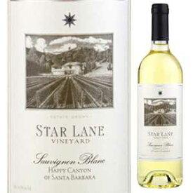 【6本〜送料無料】ソーヴィニヨン ブラン ハッピー キャニオン オブ サンタ バーバラ 2017 スターレーン ヴィンヤード 750ml [白]Sauvignon Blanc Happy Canyon Of Santa Barbara Star Lane Vineyard