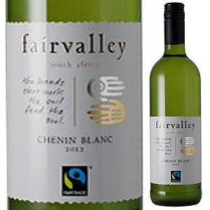 【6本〜送料無料】フェアヴァレー シュナン ブラン 2017 ザ フェア ヴァレー ワインカンパニー 750ml [白]Fairvalley Chenin Blanc The Fair Valley Wine Company [スクリューキャップ]