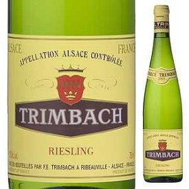 【6本〜送料無料】アルザス リーズリング 2018 F.E.トリンバック 750ml [白]Alsace Riesling F.e.trimbach