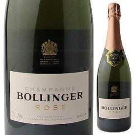 【6本〜送料無料】 [375ml][ギフトボックス入り]シャンパーニュ ボランジェ ロゼ NV [ハーフボトル] [発泡ロゼ]Champagne Bollinger Rose