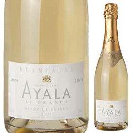 【6本〜送料無料】シャンパーニュ ブラン ド ブラン 2010 アヤラ 750ml [発泡白]Champagne Blanc De Blancs Millesime Ayala