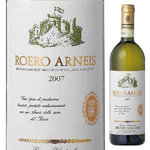 【6本〜送料無料】ロエロ アルネイス 2015 ブルーノ ジャコーザ 750ml [白]Roero Arneis Casa Vinicola Bruno Giacosa