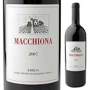 【6本〜送料無料】エミリア ロッソ マッキオーナ 2006 ラ ストッパ 750ml [赤]Emilia Rosso Macchiona La Stoppa