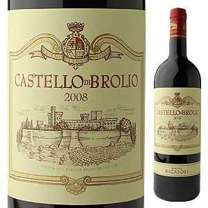 【6本〜送料無料】カステッロ ディ ブローリオ キャンティ クラシコ 2013 バローネ リカーゾリ 750ml [赤]Castello di Brolio Chianti Classico Barone Ricasoli