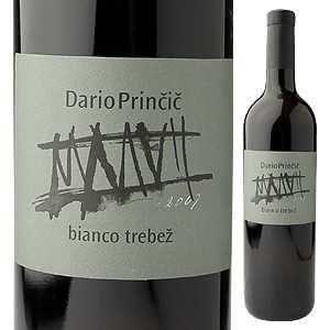 【6本〜送料無料】ビアンコ トレベツ 2013 ダリオ プリンチッチ 750ml [白]Bianco Venezia Giulia Trebez Dario Princic