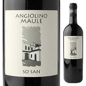 【6本〜送料無料】ソ サン 2013 ラ ビアンカーラ 750ml [赤]So San La Biancara (Angiolino Maule) [自然派][アンジョリーノ マウレ][無添加]