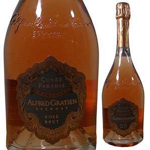 【送料無料】シャンパーニュ キュヴェ パラディ ブリュット ロゼ 2007 アルフレッド グラシアン 750ml [発泡ロゼ]Champagne Cuvee Paradis Brut Rose Alfred Gratien