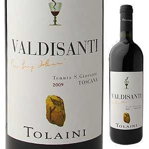 【6本〜送料無料】ヴァルディサンティ 2011 トライーニ 750ml [赤]Valdisanti Tolaini