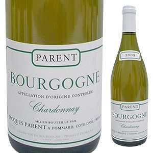 【6本〜送料無料】ブルゴーニュ シャルドネ 2014 ドメーヌ パラン 750ml [白]Bourgogne Chardonnay Domaine Parent