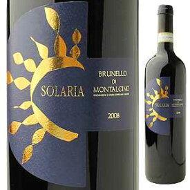 【6本〜送料無料】ブルネッロ ディ モンタルチーノ 2014 ソラリア 750ml [赤]Brunello Di Montalcino Solaria [ブルネロ]