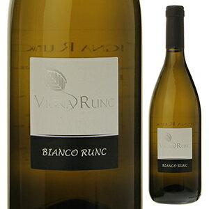 【6本〜送料無料】ヴィーニャ ルンク ビアンコ ルンク 2014 イル カルピノ 750ml [白]Vigna Runc Bianco Runc Il Carpino