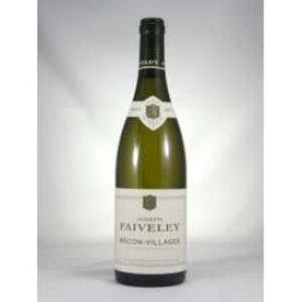 【6本〜送料無料】マコン ヴィラージュ 2015 フェヴレ 750ml [白]Macon-Villages Faiveley