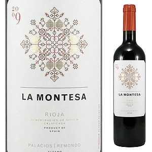 【6本〜送料無料】ラ モンテサ 2014 パラシオス レモンド 750ml [赤]La Montesa Palacios Remondo