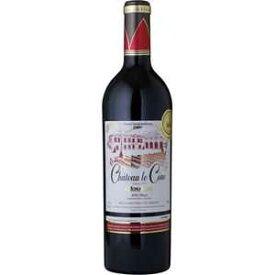 【6本〜送料無料】シャトール コーヌ ル モナーク 2015 750ml [赤]Chateau Le Cone Le Monarque