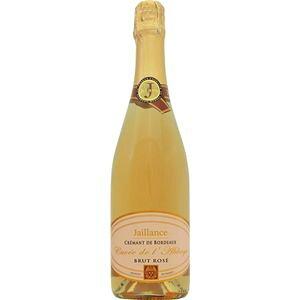 【6本〜送料無料】クレマン ド ボルドー ブリュット ロゼ キュヴェ ド ラベイ NV (ジャイアンス) 750ml [発泡ロゼ]Cremant De Bordeaux Brut Rose Cuvee De L'abbaye Jaillance [サクラアワード2016 ゴールド]