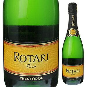 【6本〜送料無料】ロータリ タレント ブリュット NV 750ml [発泡白]Rotari Talento Brut Rotari