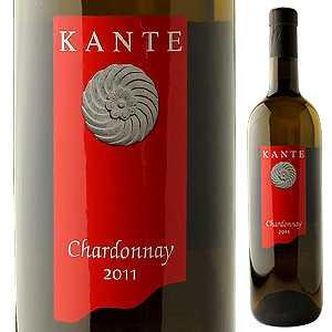 【6本〜送料無料】シャルドネ 2014 カンテ 750ml [白]Chardonnay Kante [自然派]