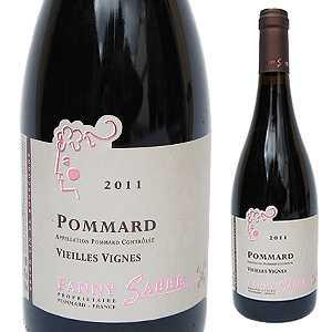 【6本〜送料無料】ポマール 2015 ファニー サーブル 750ml [赤]Pommard Fanny Sabre