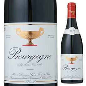 【6本〜送料無料】ブルゴーニュ ルージュ 2016 ドメーヌ グロ フレール エ スール 750ml [赤]Bourgogne Rouge Domaine Gros Frere Et Soeur