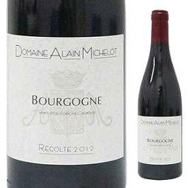 【6本〜送料無料】ブルゴーニュ ルージュ 2014 ドメーヌ アラン ミシュロ 750ml [赤]Bourgogne Rouge Domaine Alain Michelot