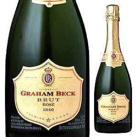 【6本〜送料無料】グラハム ベック ブリュット ロゼ ミレジム 2013 グラハム ベック ワインズ 750ml [発泡ロゼ]Graham Beck Brut Rose Millesime Graham Beck Wines