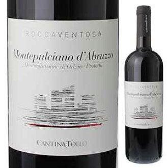 Roccaventosa 恰阿布魯佐 2015年小酒館托洛 750 毫升 [紅色] 羅卡 Ventosa 恰阿布魯佐酒館托洛