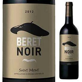 【6本〜送料無料】ベレ ノワール サン モン ルージュ 2016 プロデュクトゥール プレモン 750ml [赤]Beret Noir Saint Mont Rouge Producteurs Plaimont