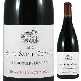 【送料無料】[4月3日(金)以降発送予定]ニュイ サン ジョルジュ レ ミュルジェ デ クラ V.V. 2016 ドメーヌ ペロ ミノ 750ml [赤]Nuits-Saint-Georges Les Murgers Des Cras V.v. Domaine Perrot-Minot