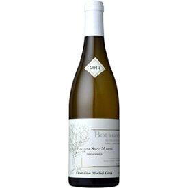 【6本〜送料無料】ブルゴーニュ オート コート ド ニュイ フォンテーヌ サン マルタン ブラン 2017 ドメーヌ ミッシェル グロ 750ml [白]Bourgogne Hautes Cotes De Nuits Blanc Fontaine St Martin Blanc Domaine Michel Gros