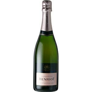 【6本〜送料無料】ロゼ ブリュット ミレジメ 2008 シャンパーニュ アンリオ 750ml [発泡ロゼ]Rose Brut Millesime With Box Champagne Henriot