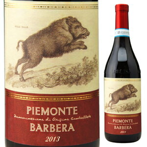 【6本〜送料無料】ピエモンテ バルベーラ 2014 テッレ デル バローロ 750ml [赤]Piemonte Barbera Cantina Terre Del Barolo